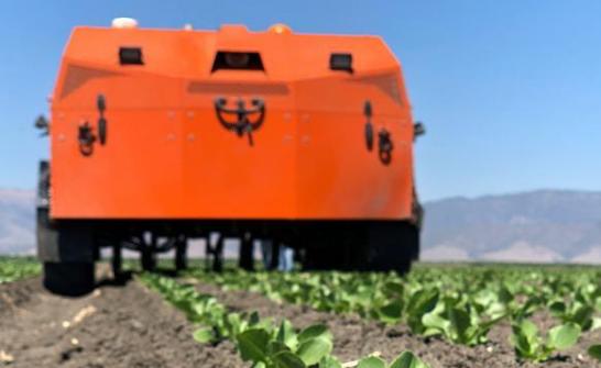 机器人在农业领域里有着广泛的应用