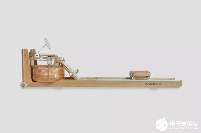 智能划船机上架小米有品,支持高精度数据采集技术