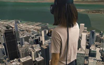 VR应用《SculptrVR》助力构建你的3D建...