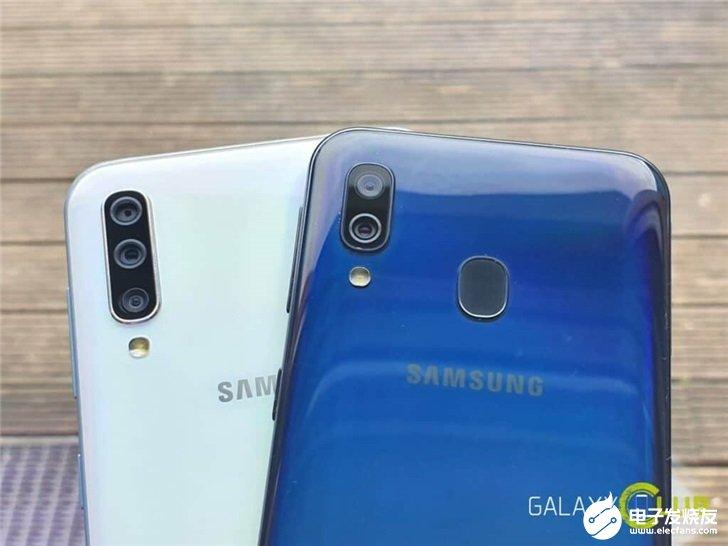 三星將計劃Android 10在四五月份在Galaxy A40/A50上發布