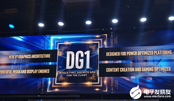 Intel DG1独立显卡首次亮相 直接集成于笔记本内部