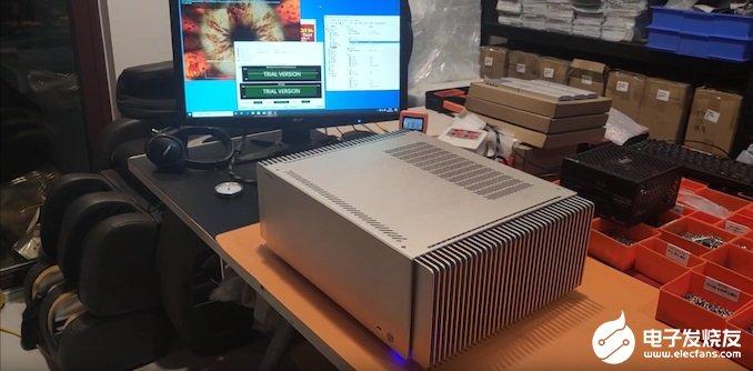 厂商发布新款被动散热PC,通过对CPU和GPU的...