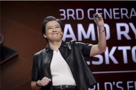 蘇姿豐:AMD有望在CES發布會上推出第四代移動...