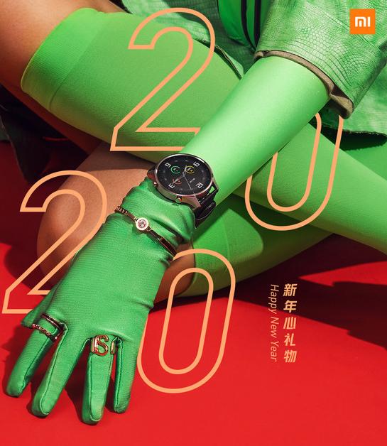小米手表Color参数曝光内置420mAh电池支...