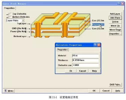 多层PCB板的层叠的设计步骤解析
