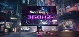 华硕ROG玩家国度与NVIDIA联合打造专业竞赛屏