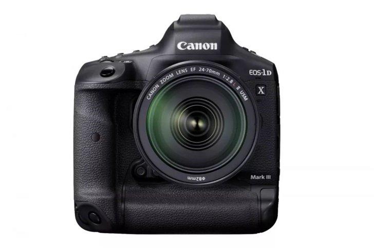 佳能推出新一代EOS数码单反相机,采用双CFexpress存储卡槽