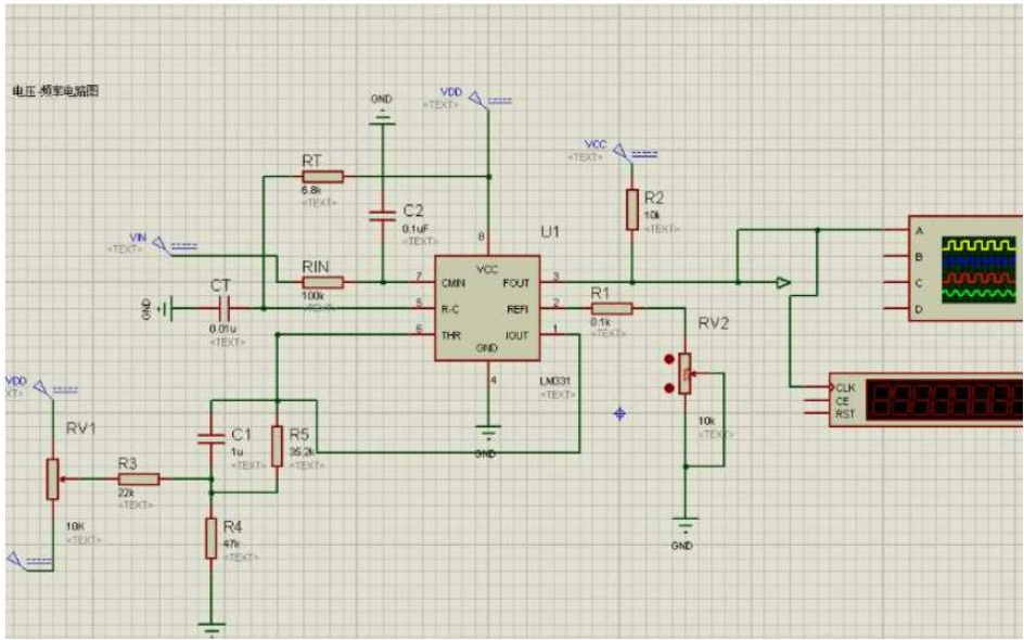 STM32单片机的输入捕获实验详细说明
