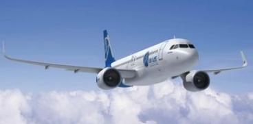 中银航空租赁公司宣布将订购20架空客A320neo新飞机