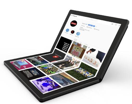 联想正式发布了旗下首款折叠屏电脑ThinkPad X1 Fold
