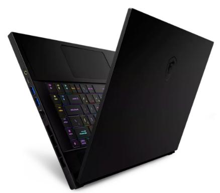 微星两款全新的游戏笔记本电脑曝光配备了300Hz刷新率的屏幕