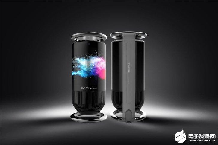 柔宇推出新型智能音箱产品,支持Amazon Al...