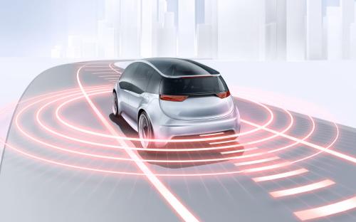 博世发布远程激光雷达传感器 用于自动驾驶汽车