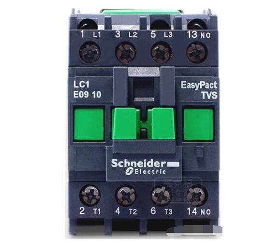 如何根据电机的功率选择接触器/空开/电线