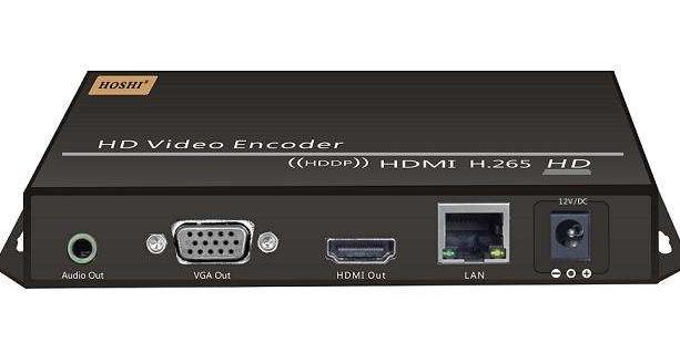 H.264与H.265视频编解码器的区别