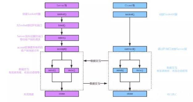 socket编程到底是什么