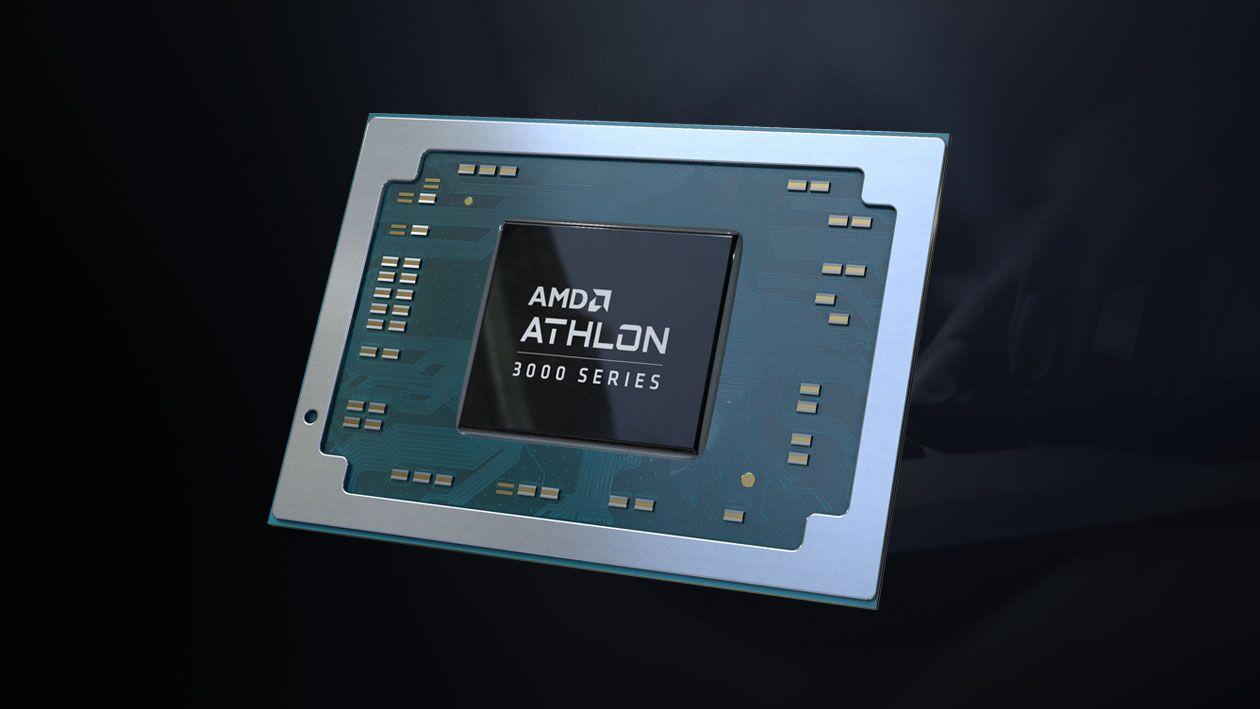 AMD的台式机和超薄笔记本处理器