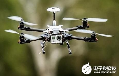 无人机开发新用途 科学家计划在2028年前种10亿棵树