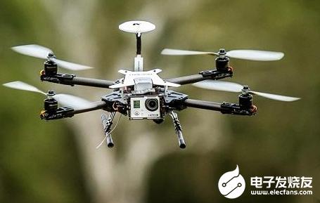无人机和5G结合将打造空中互联网 空中互联网有望突破互联网的边界