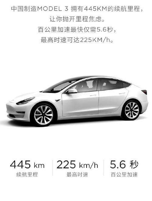 中国制造的Model 3将于1月7日正式开启对外...