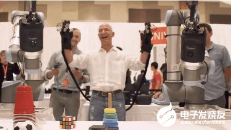 HaptX为VR和机器人打造传感器手套 带给使用...