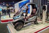 小牛电动发布全球首款自动驾驶三轮电动摩托车TQi...