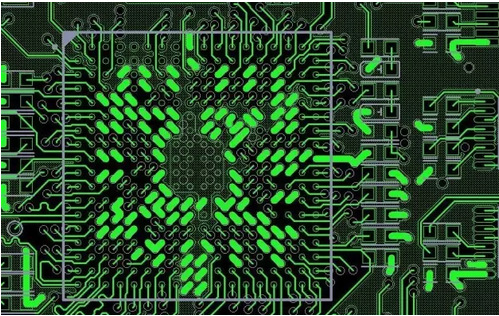What should be paid attention to when designing the PCB board of a high-speed DSP system