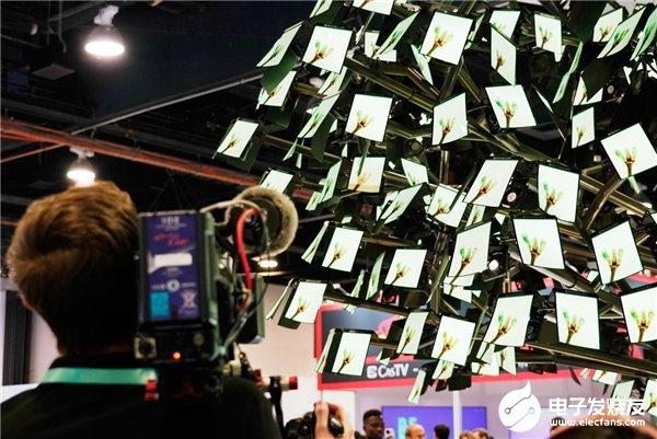 """CES 2020:柔宇科技展示""""柔性星球""""全系列新品"""
