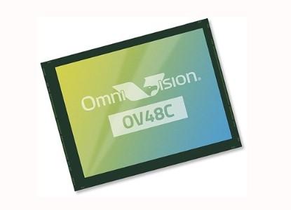 豪威发布OV48C图像传感器,具有芯片级双转换增...