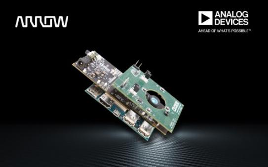 艾睿电子推出基于ADI的3D ToF技术,适用于...