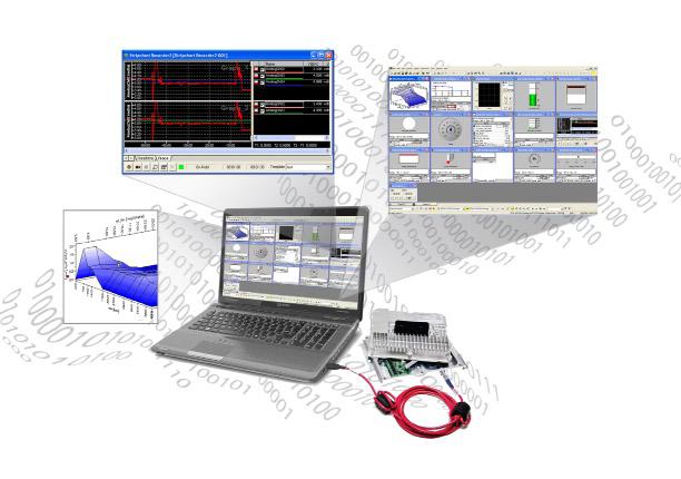 新能源汽车ATI VISION标定工具