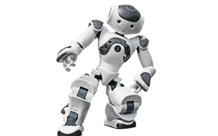 仿人机器人PDF电子书免费下载