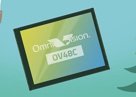 豪威科技发布了旗下一款型号为OV48C的4800万像素CMOS