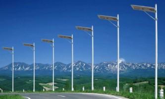 如何安裝LED路燈