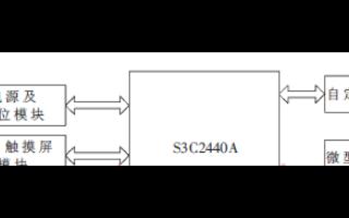 一種基于嵌入式技術和GPRS技術的多參數微小型水質監測系統設計