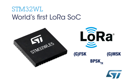 STMicroelectronics launches STM32 system chip