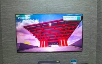 2019年度彩电畅销榜发布:海信7款产品上榜,激光电视80L5摘首榜