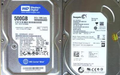 硬盘的选择技巧,西数蓝盘和黑盘的区别