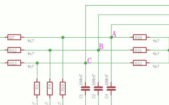 经典反电动势采集电路讲解BLDC反电势过零检测计算