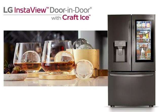 三星后LG也将推出智能冰箱,将搭载22英寸触摸屏