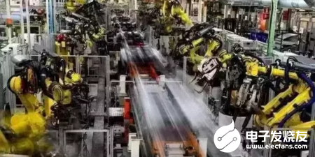工业机器人与数控机床融合发展迅速 有助于我国机床行业转型升级