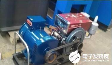 发电机滑环冒火原因_发电机滑环冒火的处理方法