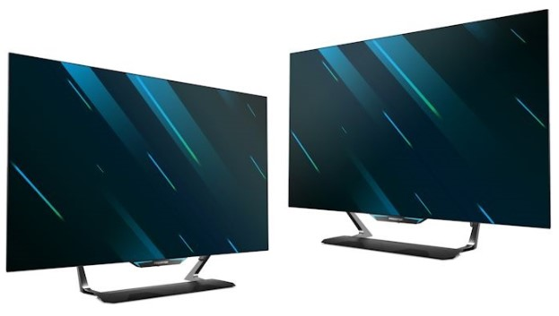 宏碁推出OLED显示屏CG552K,可变刷新率技术将于第三季度上市