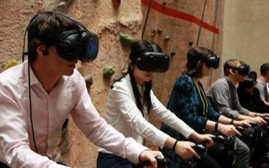 Cybershoes以前所未有的方式走入VR新世界