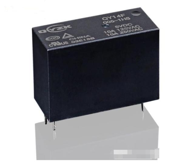 小型通用繼電器應用領域控制