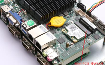 工控机中的Mini PCIe其作用是什么