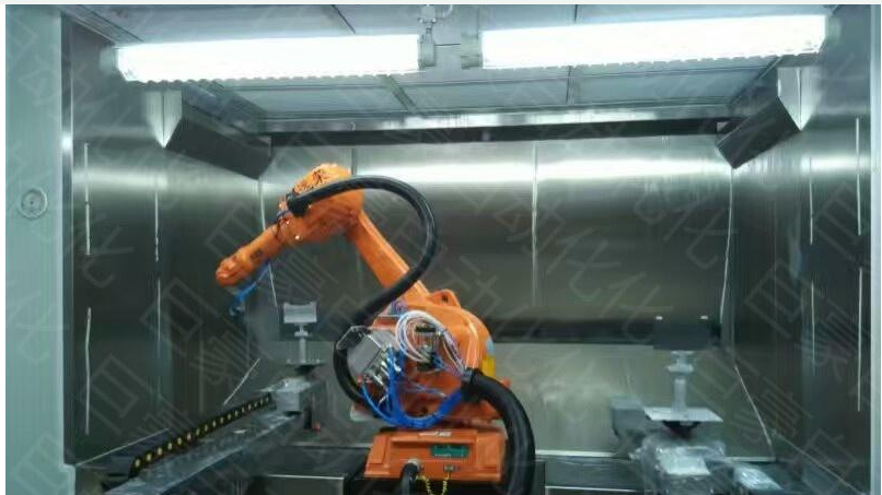 喷涂机器人为什么需要具有防爆功能