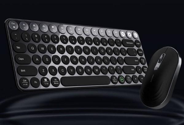小米米物精英键盘开启众筹,内置科大讯飞语音识别模...