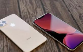 2020年的新款iPhone手机或将取消Face...