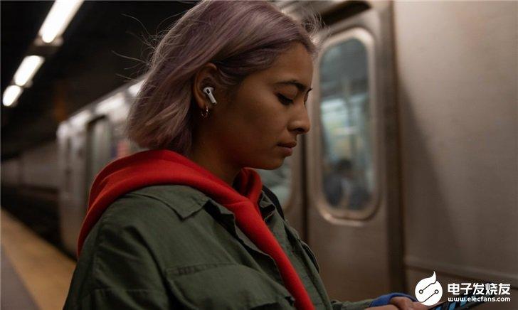 主动降噪亚洲啪啪已成为无线耳机产品的标配功能
